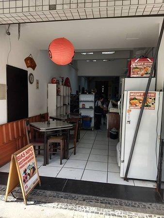 Bias Fortes, MG : Restaurante e Produtos Orientais