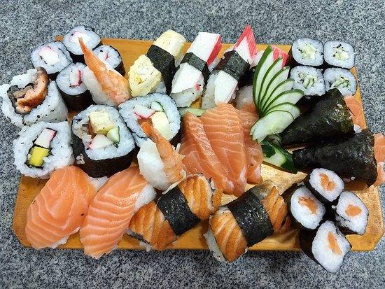 Bias Fortes, MG : Culinária Japonesa. Restaurante e Produtos Orientais