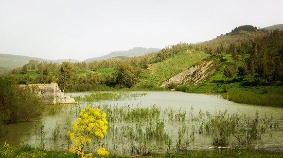Province of Enna, Italië: Enna, La provincia dei laghi