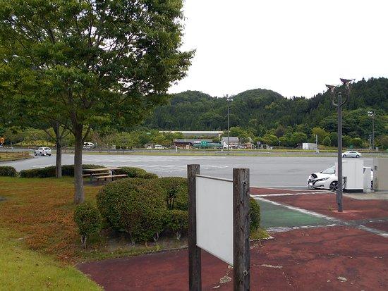 Kusu Service Area Inbound