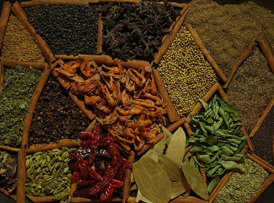 Bollywood Indian Cuisine: Our home made spices which gives it all it's Flavor to please your every palate