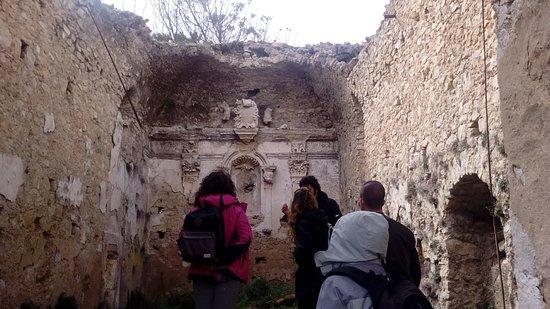 Province of Enna, Italië: Escursione ArcheoNatura nella R.N.O. Rossomanno