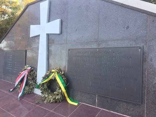 Monumento Caduti di Cefalonia