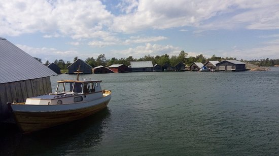 หมู่เกาะโอลันด์, ฟินแลนด์: Karingsund Gasthamn