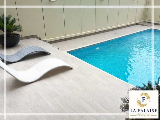 Our swimming pool open to public only for those enjoying sundays brunch and everyday for our inhouse guests
