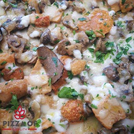 porcini e tartufo