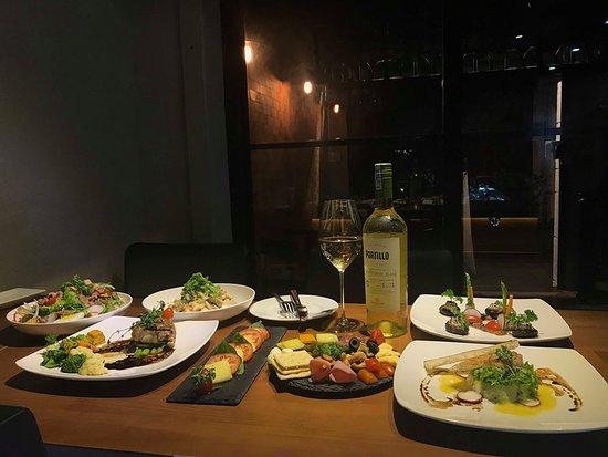 Wine&Bistro Chura: have a good dinner !!!