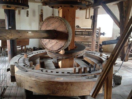 Mühlenmuseum Pewsum
