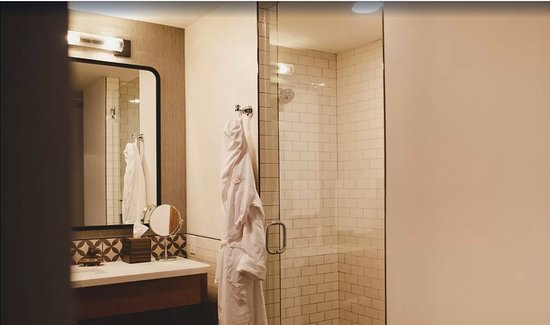The Last Hotel: Luxury like bathrobes can be expected in our guestrooms