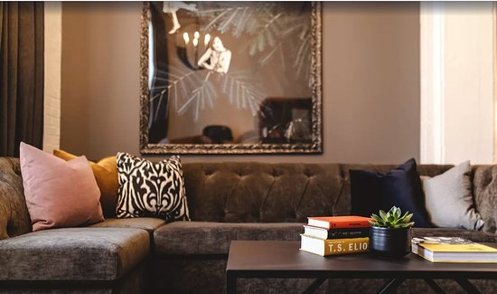 The Last Hotel: Need more space? Our suites offer just that