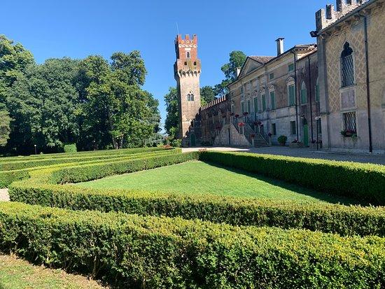 Villa Gritti, Camuzzoni, Conforti