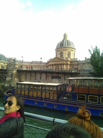 Seine River: королевский дом инвалидов