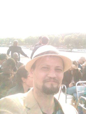 Seine River: Солнечная экскурсия по Сене
