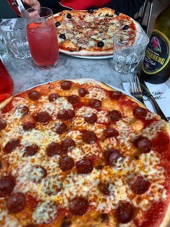Pizza Express Brighton 16 Jubilee St Menu Prices