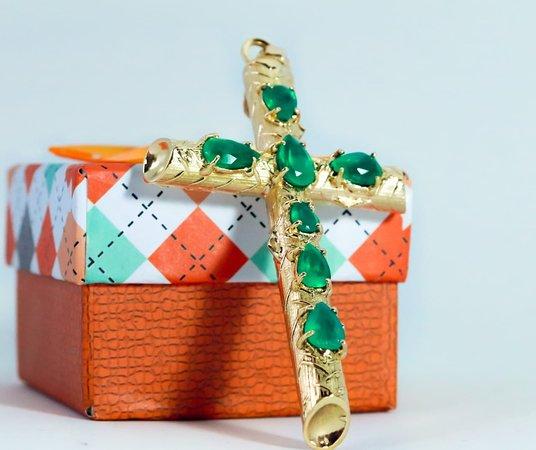 Verde Esmeralda jewelry