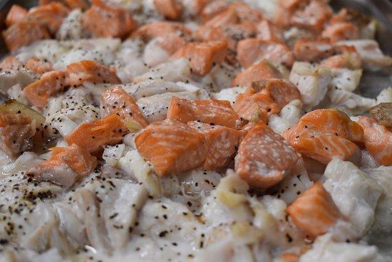 Cafe Grande: Fishcake Mix