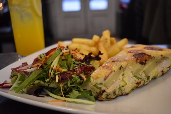 Cafe Grande: Frittata