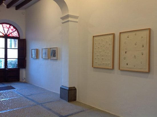 Soller, Spain: exhibition Toni de Cuber