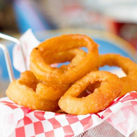 Big Daddy's: Onion Rings