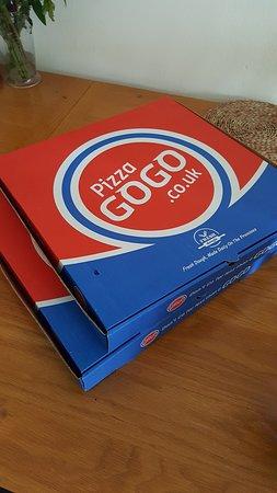Pizza Gogo Bath Menu Prices Restaurant Reviews