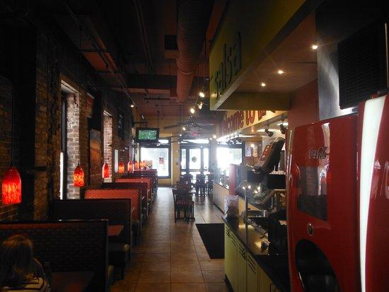Moe's Southwest Grill: Moe's Southwest Grill