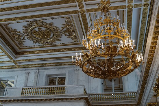 The State Hermitage Museum: PALAZZO D'INVERNO