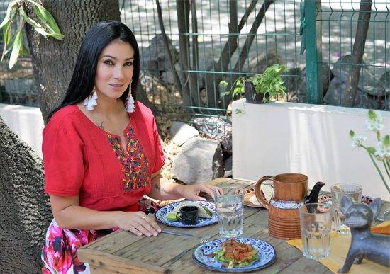 La mejor comida vegana en Puebla