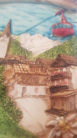 Pera di Fassa, Włochy: SOUVENIR CANAZEI