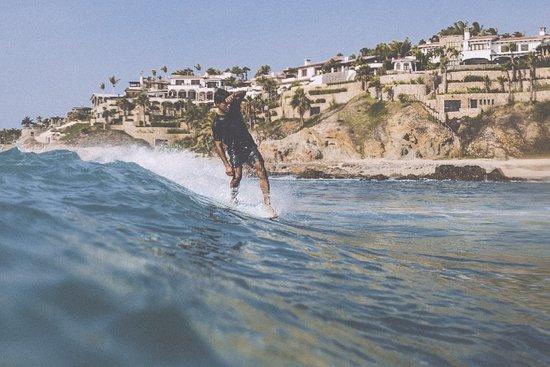 Transplus Cabo: Nuestras clases de surf!