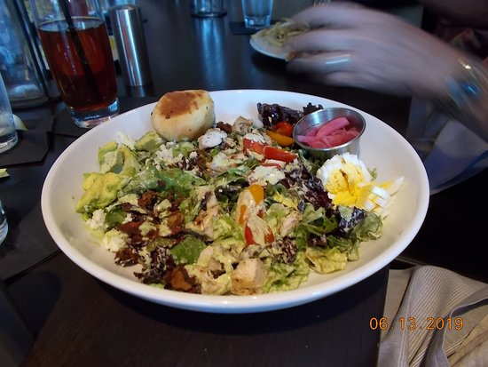 Cobb Salad Picture Of Silo Modern Farmhouse Lenexa Tripadvisor