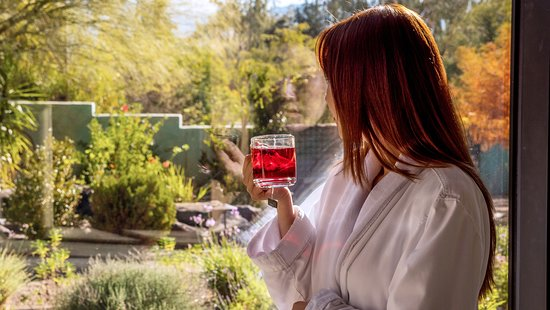 74b3c5baa47 The Woman's Spa! - Review of Canyon Ranch in Tucson, Tucson, AZ ...