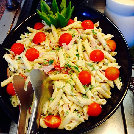 Salad Bar – Billede af Hotel Magna Graecia, Corfu - Tripadvisor