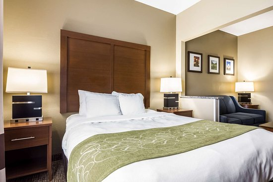 Mixed Review Review Of Comfort Suites Sioux Falls Sd