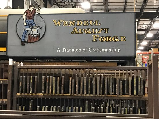 Wendell August Forge Flagship Store