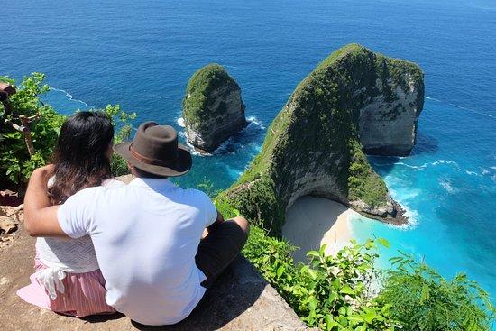 Sukawati, Indonesia: Kelingking beach, Nusa Penida