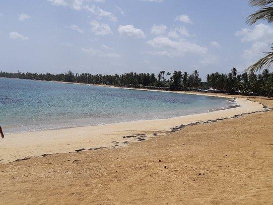 Hermosa playa Las Terrenas en Samaná