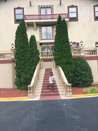 A little older but nice hotel