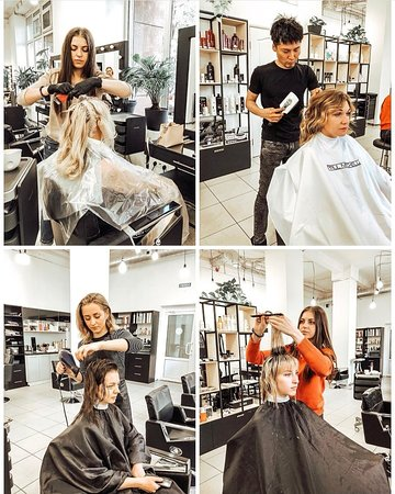 Beauty Salon OPIUM