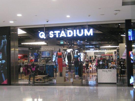 Emporium and EmQuartier: Store in mall