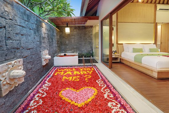 Ini Vie Villa - Each villa has been well designed with totally intimate and privacy