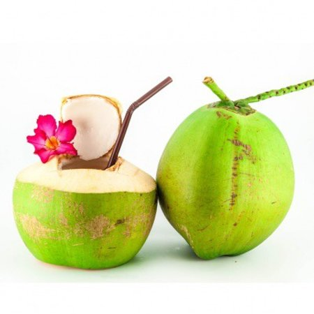 Poon Coffee: Fresh Coconut
