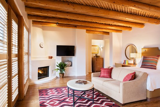 Rosewood Inn of the Anasazi: Suite