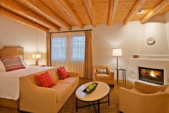 Rosewood Inn of the Anasazi: Guest room