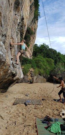 Railay Beach-billede
