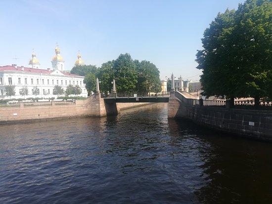 Krasnogvardeyskiy Bridge