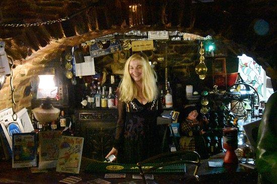 The Highwayman Inn: The owner of the Inn