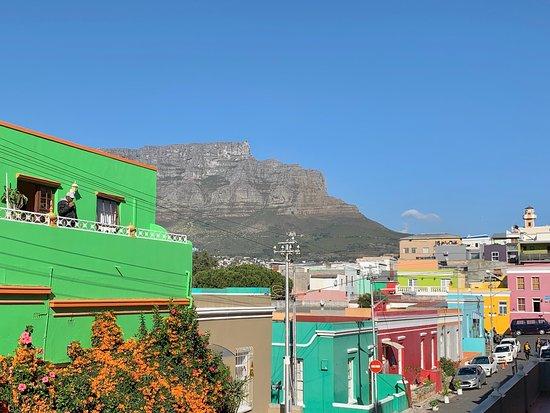 Bilde fra Bo-Kaap