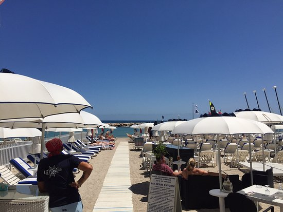 La Pergola Beach