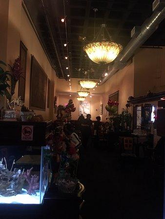 Brown Sugar Cafe: inside