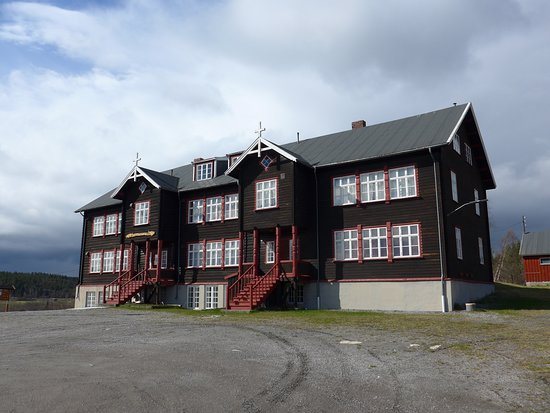 Sor-Varanger Municipality, นอร์เวย์: Strand skoleinternat